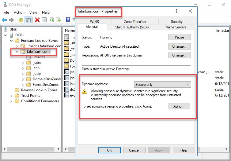 windows-dns-servisinde-komut-satirindan-dynamic-update-islemleri